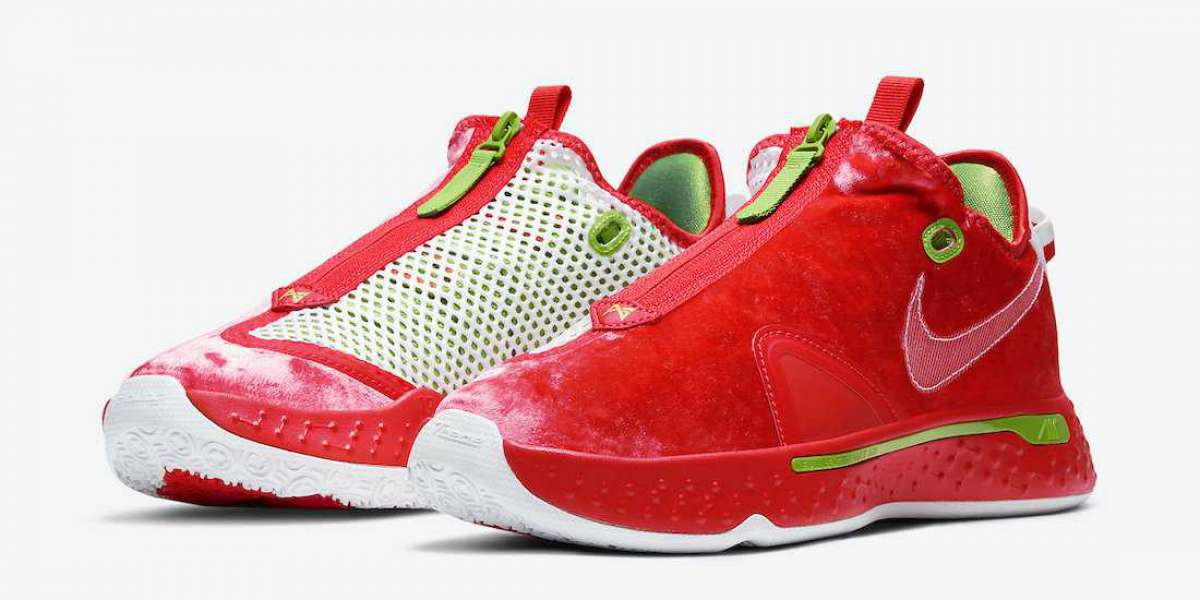 "Most Popular Nike PG 4 ""Christmas"" CD5082-602 Release Information"