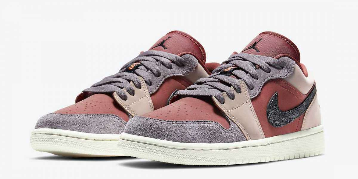 "Where to buy the Air Jordan 1 Low ""Canyon Rust"" DC0774-602"