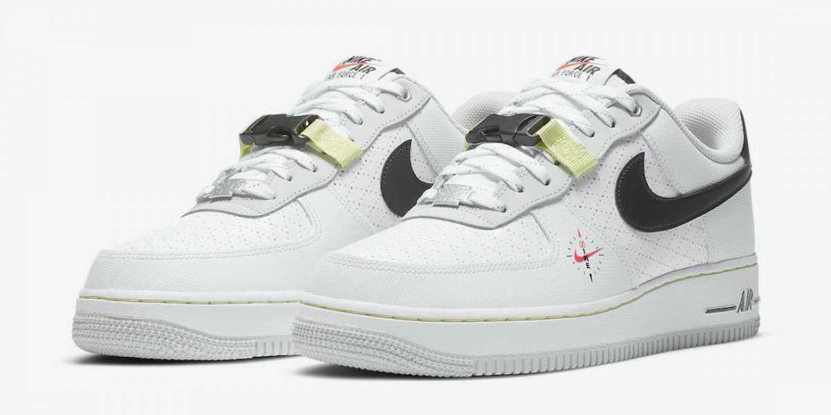 "Brand New Nike Air Force 1 Low ""Fresh Perspective"" DC2526-100"