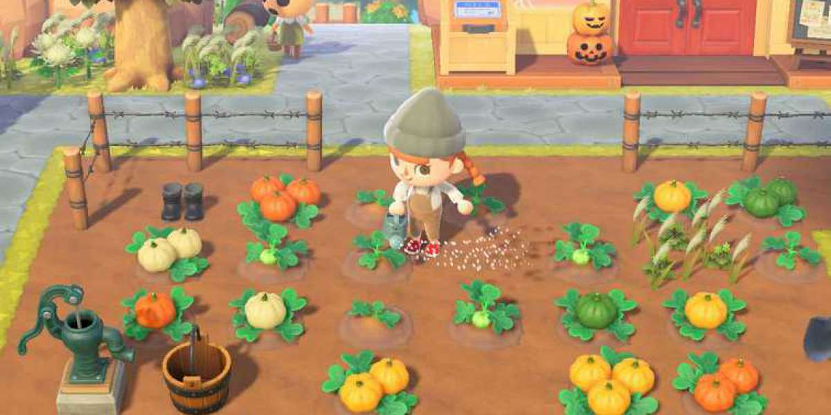 Animal Crossing players turned the entire island into a huge coral reef through their own design
