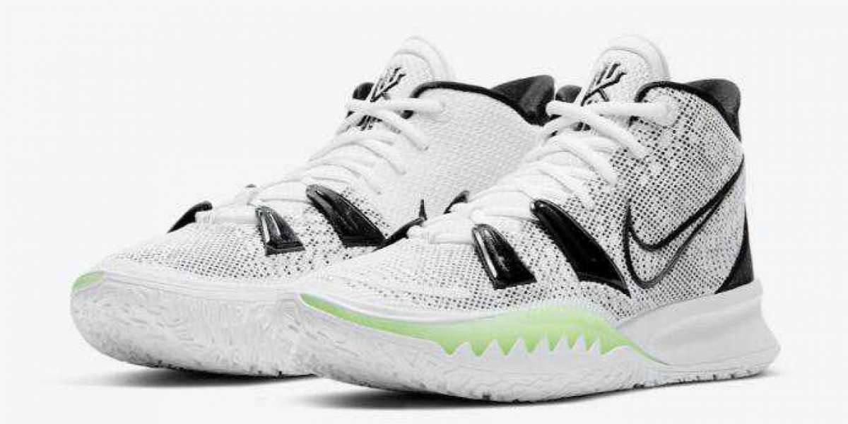 2021 Nike Kyrie 7 Coming With Brooklyn's Hip-Hop Scene