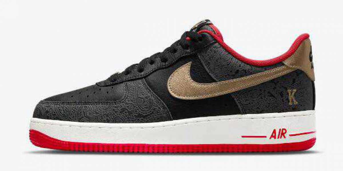 Nike Air Force 1 Low Spades DJ5184-001 to Arrive for 2021