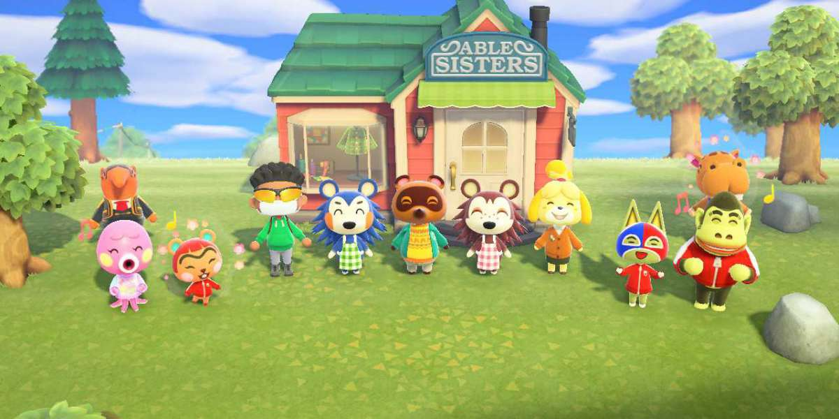 Sport shares many similarities with Animal Crossing New Horizons
