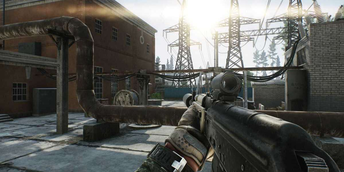 Escape from Tarkov is a realism-targeted multiplayer first person shooter