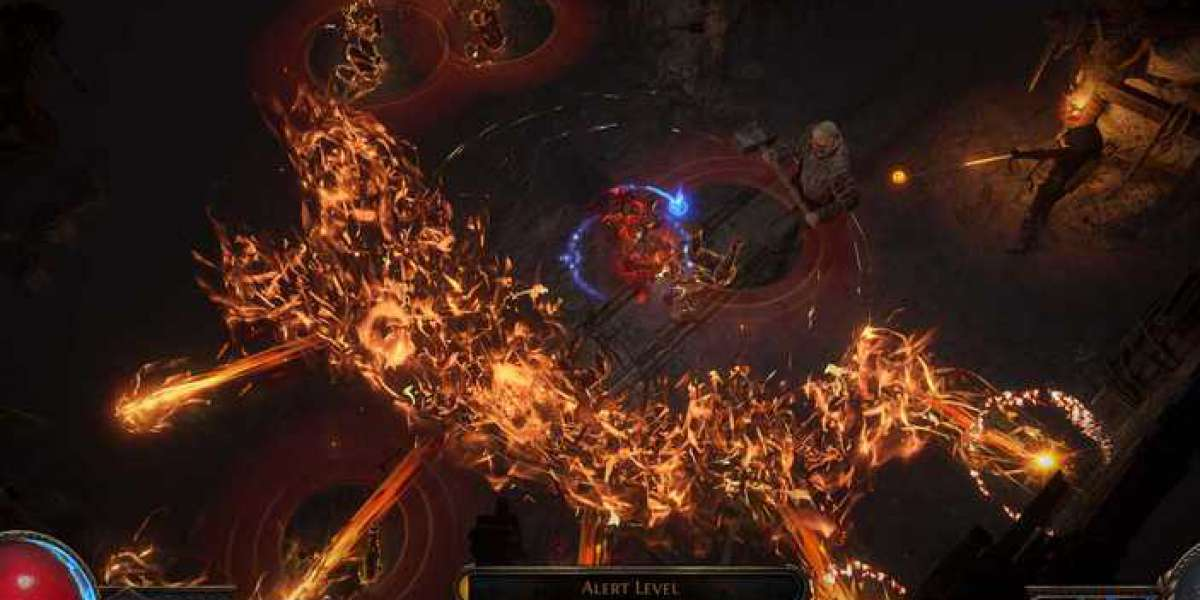 How to build a strong following in the Path of Exile