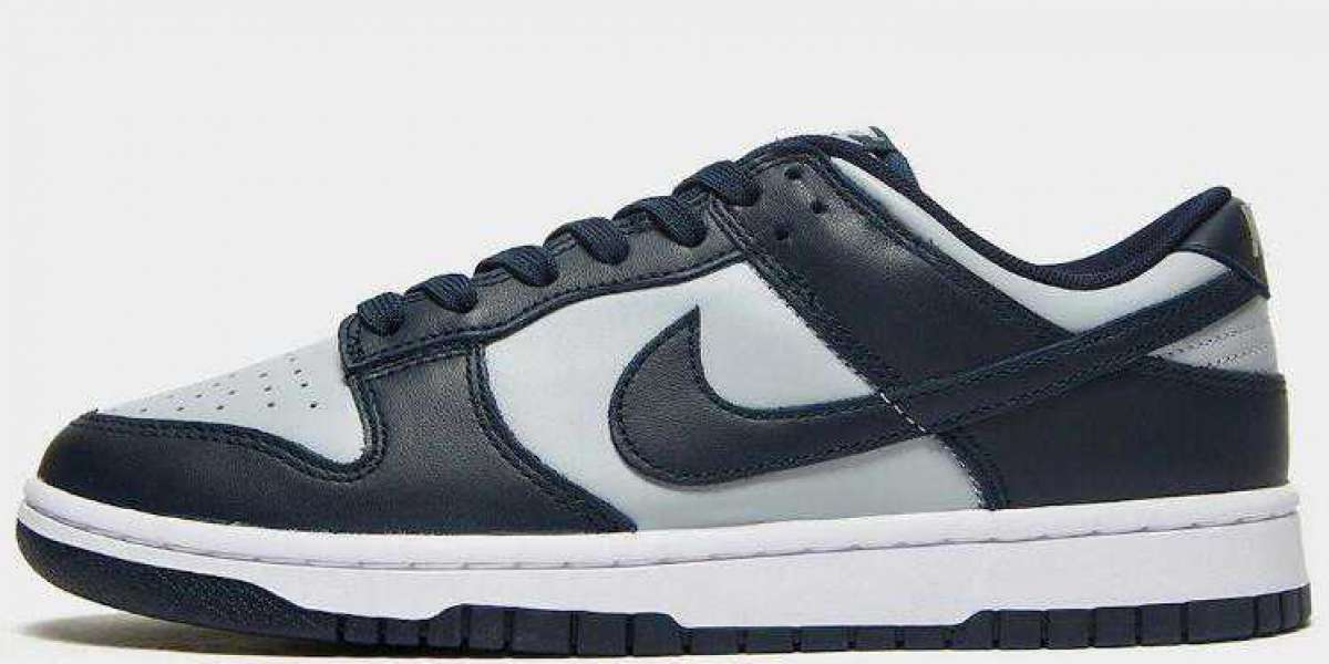 CW1590-004 Nike Dunk Low Georgetown Hoyas Coming for Hot Sale