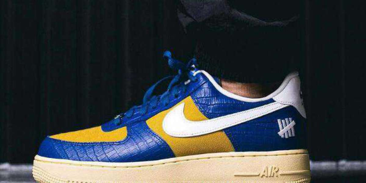 Undefeated x Air Force 1 Low Dunk vs AF-1 Gonna Arrive for Summer