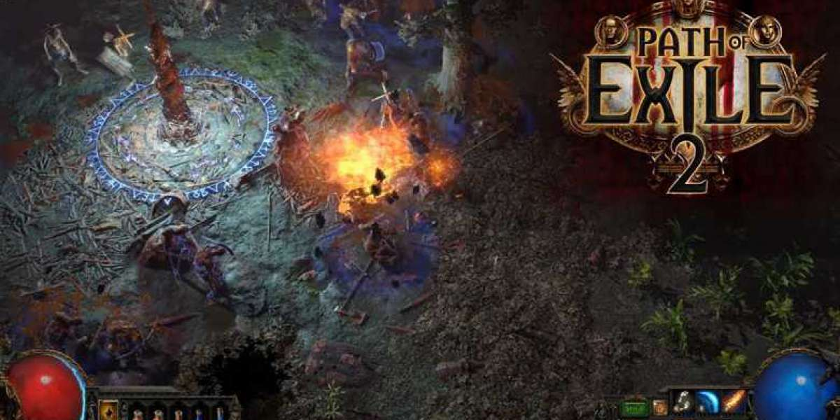 Path of Exile is a game with depth