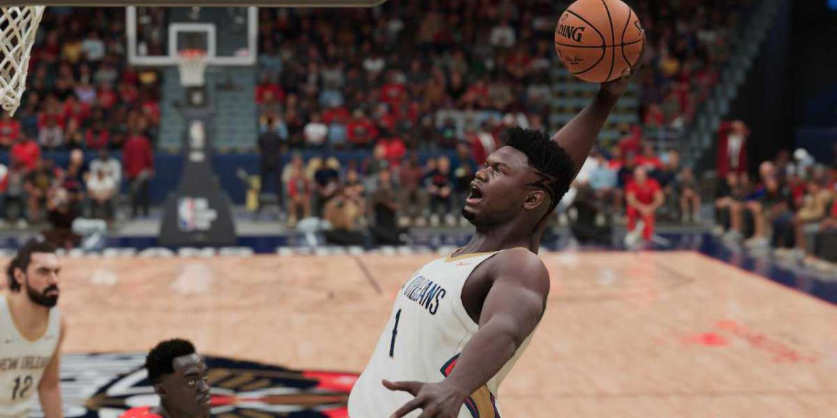 NBA 2K22 may mark another important year for the series