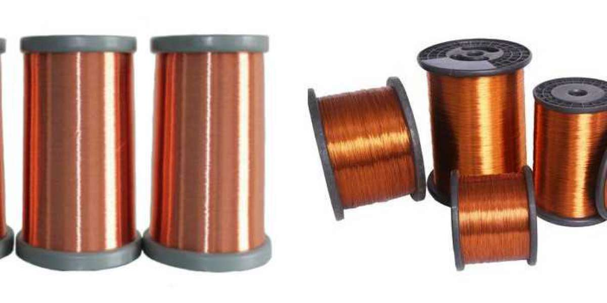 Features of Eanemeld Aluminum Flat Wire