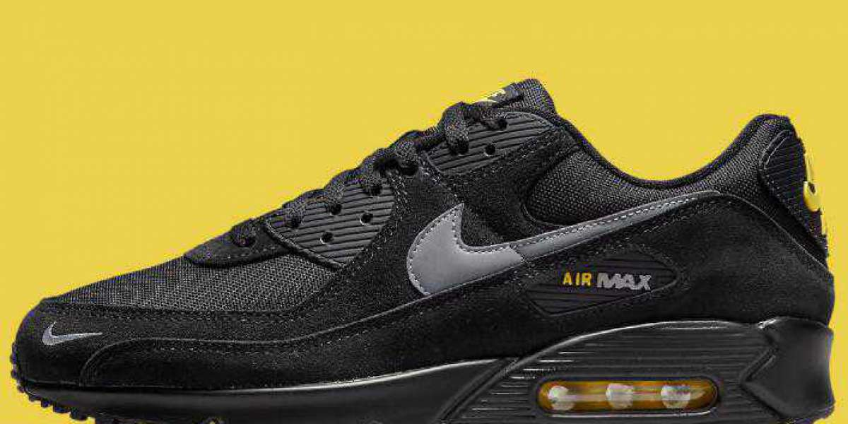 A NOCTA-Friendly Nike Air Max 90 Releasing On The Way