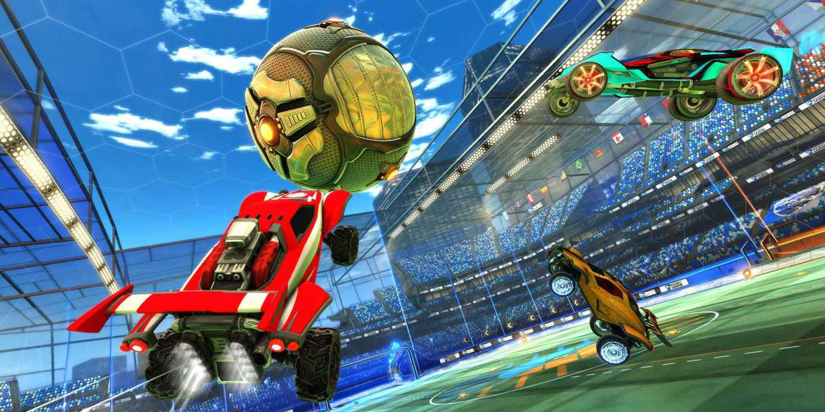 Rocket League goes loose-to-play the following day